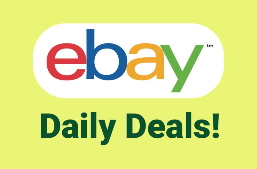 eBay Daily Deals